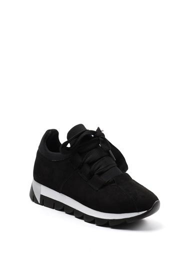 Sapin Sneaker Ayakkabı Siyah